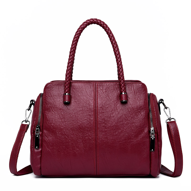 Original Woman Bags Handbag Women Famous Brand Genuine Leather Ladies large Tote Spanish Brand Female Shoulder Messenger Bag sac female handbag bag fashion women genuine leather cowhide large shoulder bag crossbody ladies famous brand big bags high quality