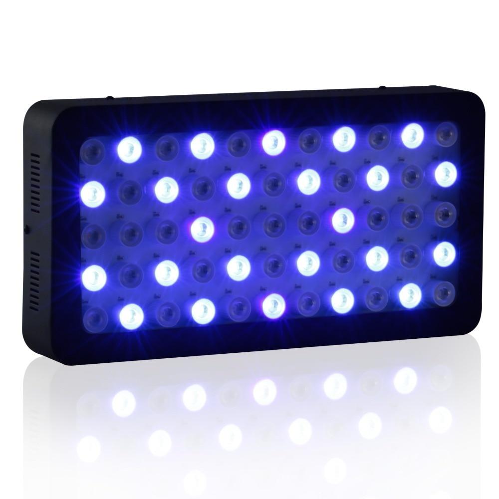 ABŞ-da Çin 165w WIFI Dimmable LED Akvarium İşığı Tam spektrli - Professional işıqlandırma məhsulları - Fotoqrafiya 3