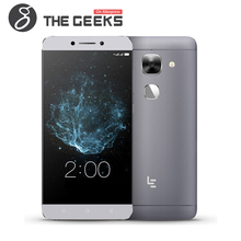 Original LeEco Letv Le Max 2 X829 4G+64G Mobile Phone Qualcomm Snapdragon 820 5.7 Inch 2K Screen Android 6.0 4G LTE Smartphone