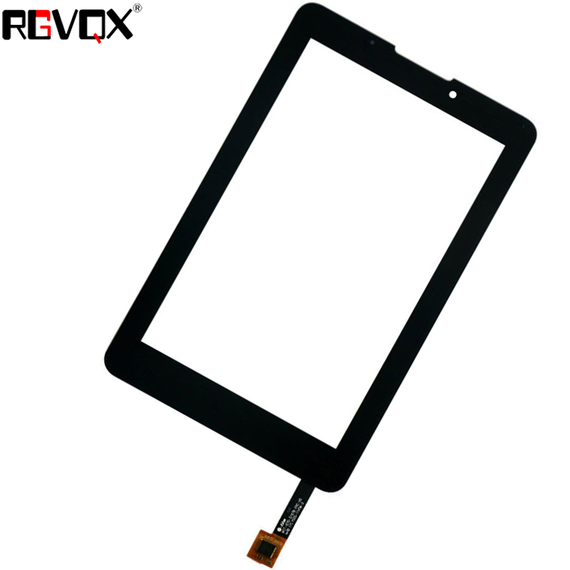 New For Acer iconia Tab7 Tab 7 A1 713 7 inch Touch Screen Digitizer Sensor Glass Panel Tablet PC Replacement Parts in Tablet LCDs Panels from Computer Office