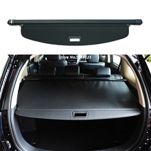 For Mitsubishi Outlander 2018 2019 Car curtain trunk partition Rear Racks styling accessories