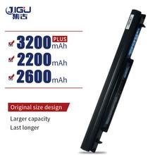JIGU Laptop pil için Asus A46CB A56CB E46CB K46CB K56CB R405CB R505CB S405CB S40CB S46CB S505CB S56CB U58CB
