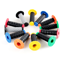 Colorful Handle MX Grip Pro Fit To GEL GP Motorcycle Dirt Pit Bike Rubber Handlebar For PRO TAPER Free Shipping