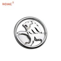 6 8cm Car Styling 3D Lion Logo Stickers Metal Badge Emblem For Holden Commodore Colorado Hsv