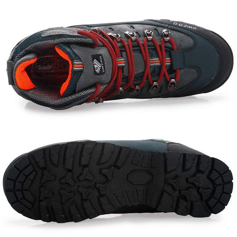 YITU 2018 Summer Hiking Trekking Boots Outdoor Camping Mountain Climbing Shoes Men Waterproof Hiking Sneakers Sport Shoes Brand-in Hiking Shoes from Sports & Entertainment    3