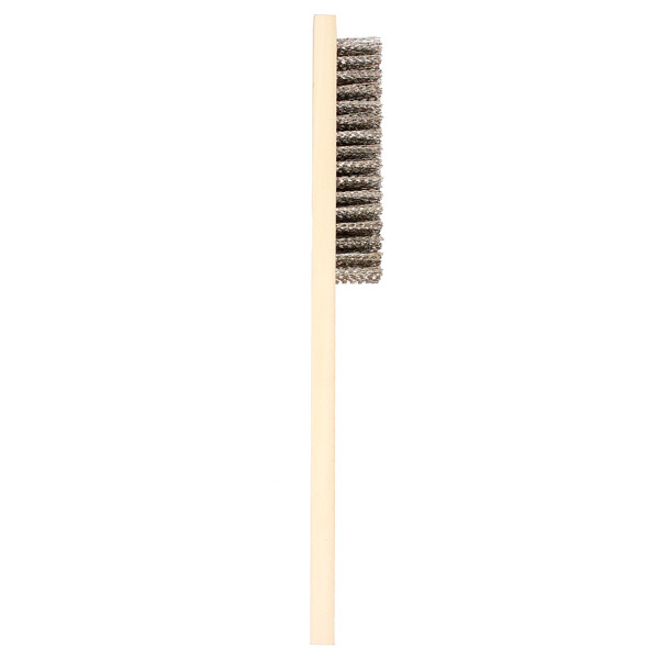 Aliexpresscom Buy 1pc 201 Stainless Steel Wire Brush Wooden Handle Roughing Tools Cleaning Hand Tool From Reliable Brush Suppliers On Lingman Store