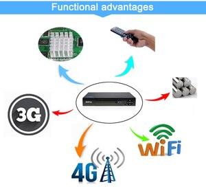 Image 5 - Videocamera CCTV 1080P,960P,720P XMeye Hi3521D H.265 16 canali 16CH 1080N 6 in 1 videoregistratore ibrido Wifi TVi CVI NVR AHD DVR