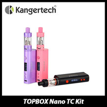 100% Original Kanger Dripbox E cigarette Kit 60W with Subdrip Tank 7ml Replaceable Dripping Coil and Dripmod Box Mod W/O Battery