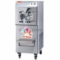 Stainless Steel Commercial Gelato Maker Brand New Italian Ice Cream Machine High Quality