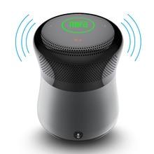 ميفا A3 مكبرات صوت بخاصية البلوتوث التحكم باللمس مكبر صوت لاسلكي قابل للحمل HiFi ثلاثية الأبعاد ستيريو دعم TF بطاقة AUX يدوي مع ميكروفون