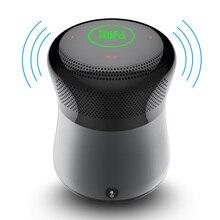 Mifa A3 Bluetooth hoparlörler dokunmatik kontrol kablosuz taşınabilir hoparlör HiFi 3D Stereo destek TF kart AUX Handsfree mikrofon ile