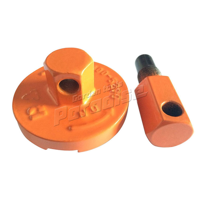 Chainsaw Clutch Removal Tool for 3800 4500 5200 5800 6200 Chain Saw Clutch Repair Opener Tools