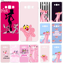 Phone Case Cover Pink Panther For J1 J2 J3 J5 J7 2015 2016 2017 Prime