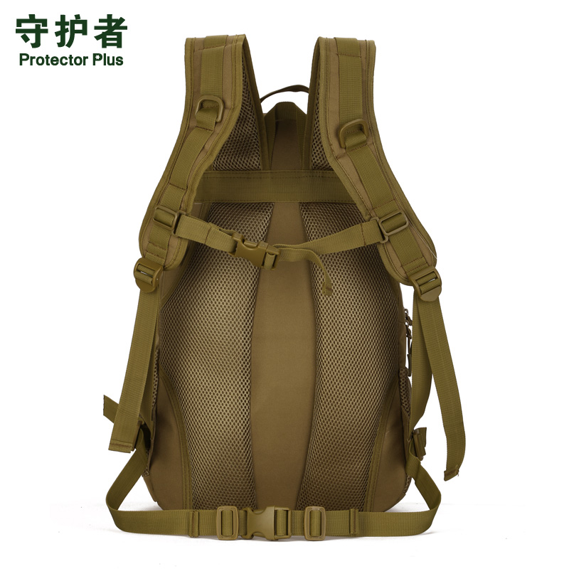 Military Canvas Bags Protector Plus Outdoor Climbing Military Tactical Rucksacks Sport Camping  Bags Trekking Backpack