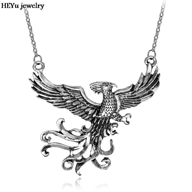 Free shipping hp phoenix bird of wonder fawkes pendant hot sale free shipping hp phoenix bird of wonder fawkes pendant hot sale dumbledores magic exquisite phoenix pendant mozeypictures Image collections