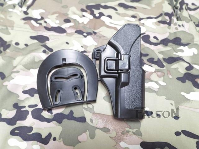 Cqc Étui Vente Chaude Holster Glock 22 17 Ceinture Tactique Fs 19 qx16wxR4E