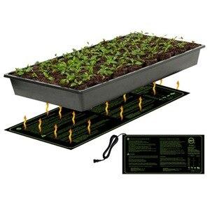 Image 3 - שתיל חימום מחצלת 50x25 cm עמיד למים צמח זרעי נביטה התפשטות שיבוט כרית המתנע 110 V/220 V אספקת גן 1 Pc