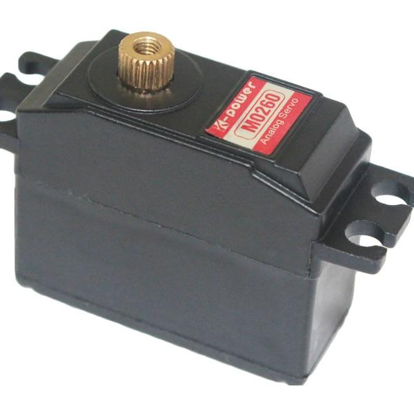 K-power M0260 4kg torque Micro metal gear servo/Analog RC servo for RC airplane/car/boat/helicopter
