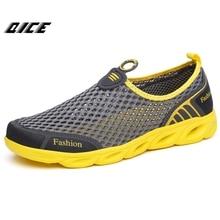 2017 Summer Men  Sandals Walking Shoes Men Aqua Swimming Shoes for Outdoor Sports Water Sneakers