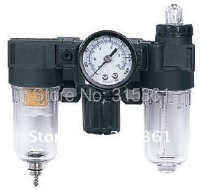 Free Shipping 2PCS/Lot Air Source Treatment Unit Pneumatic Lubricator AC-2000 стоимость