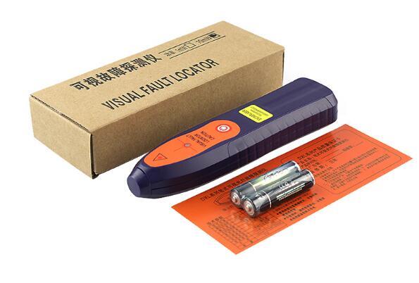 bilder für Freies verschiffen 20 km Visuellen Fehlersuch 20 mW Glasfaser Laser Stift Fibra Optica Cable Tester 20 KM