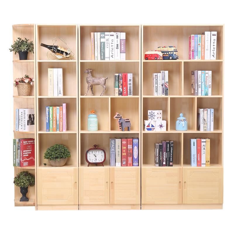 Furniture Independent Dekoration Rangement Decor Decoracao Librero Bureau Meuble Shabby Chic Wodden Retro Furniture Book Decoration Bookshelf Case