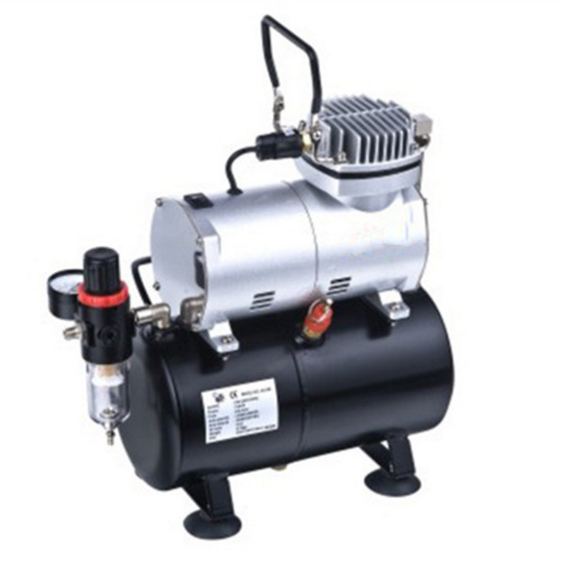 50hz 220v Ac 20 23l Min 1 6hp Small Electric Piston Vacuum