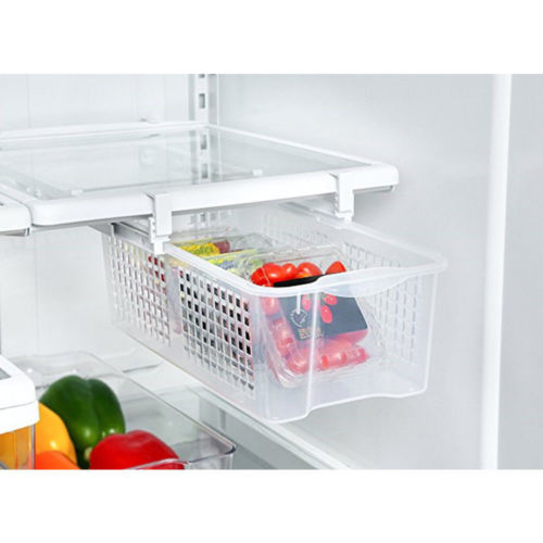 Practical Detachable Save Space Fridge Mate Drawers