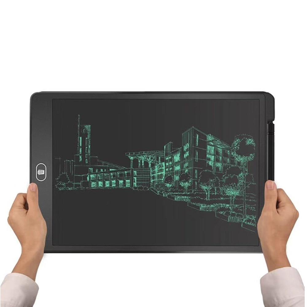 Dünne Tafel PüNktliches Timing Computer-peripheriegeräte Qualifiziert Hot 4,4/10/12 Zoll Smart Lcd Schreiben Tablet Digitale Zeichnung Tablet Handschrift Tragbare Elektronische Pads Ultra