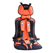 Simple child safety seat car baby car seat portable baby suspenders seat for 0 - 12 years old(China)