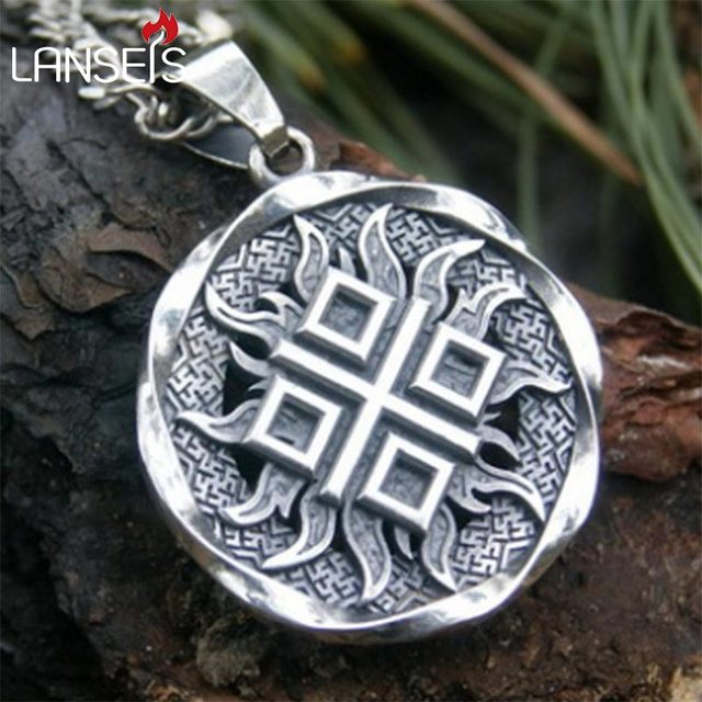 Lanseis10pc Makosh Goddess Amulet Slavic Main Goddess Slavic Symbol