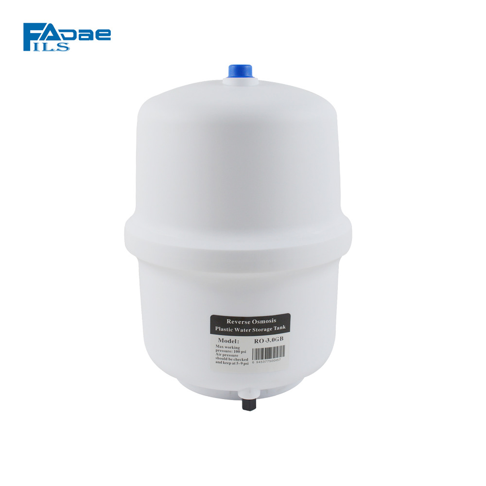 все цены на FILSADAS WATER PURIFIER Component 3.0 gal. Reverse Osmosis RO Water Storage Tank , White color