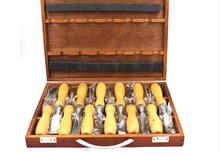12 sets of tools carved wood chisel knife carving knife set root carving chisel