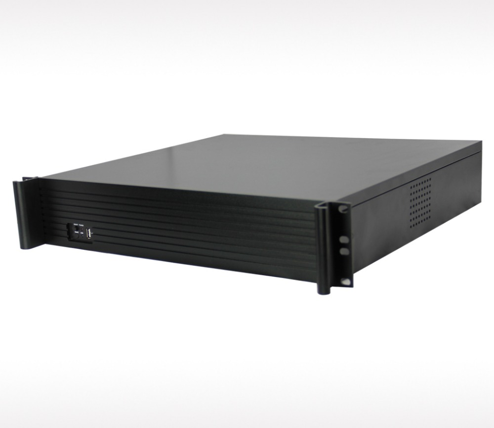 64CH 9 HDD H264 Security Onvif CCTV NVR P2P Support all channel image display on one