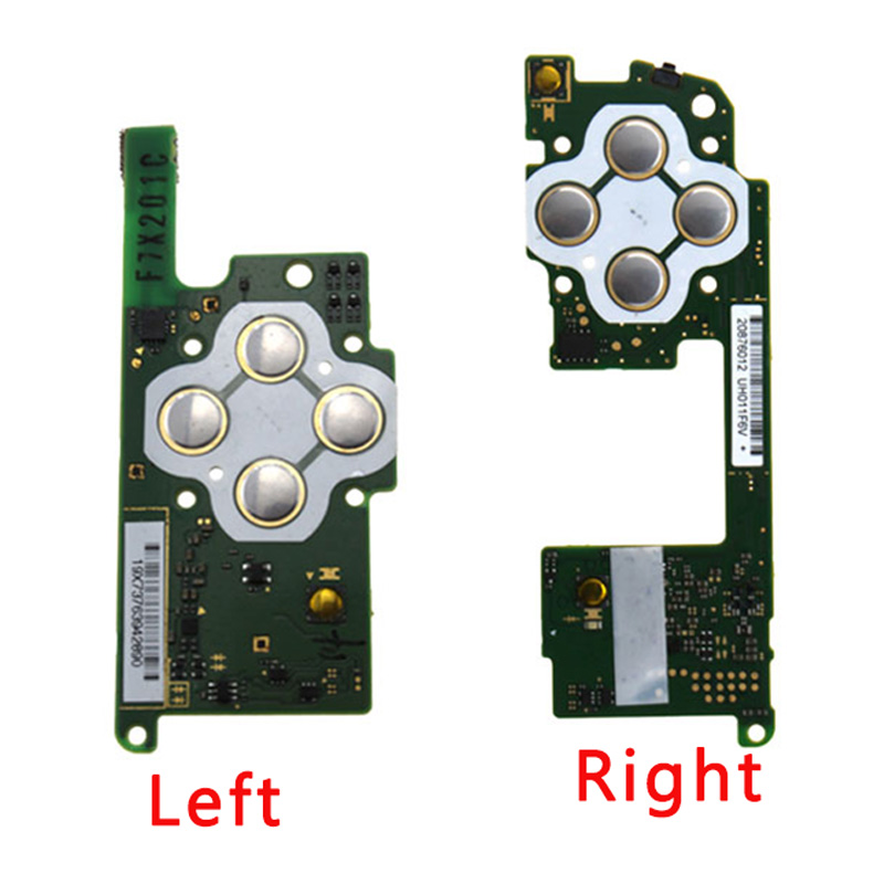 Original Used Left Right Controller Motherboard Main Board Replacement For Nintend Switch Joystick For NS Joy-con Repair Parts