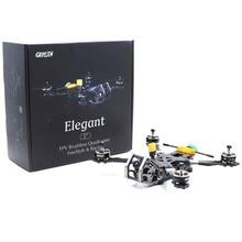 GEPRC GEP KX5 אלגנטי PNP/BNF 230mm בסיס גלגלים מסגרת ערכת שילוב עבור RC FPV מירוץ Drone Quadcopter