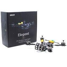 Gprc GEP KX5 elegante pnp/bnf 230mm wheelbase quadro kit combinação para rc fpv corrida zangão quadcopter