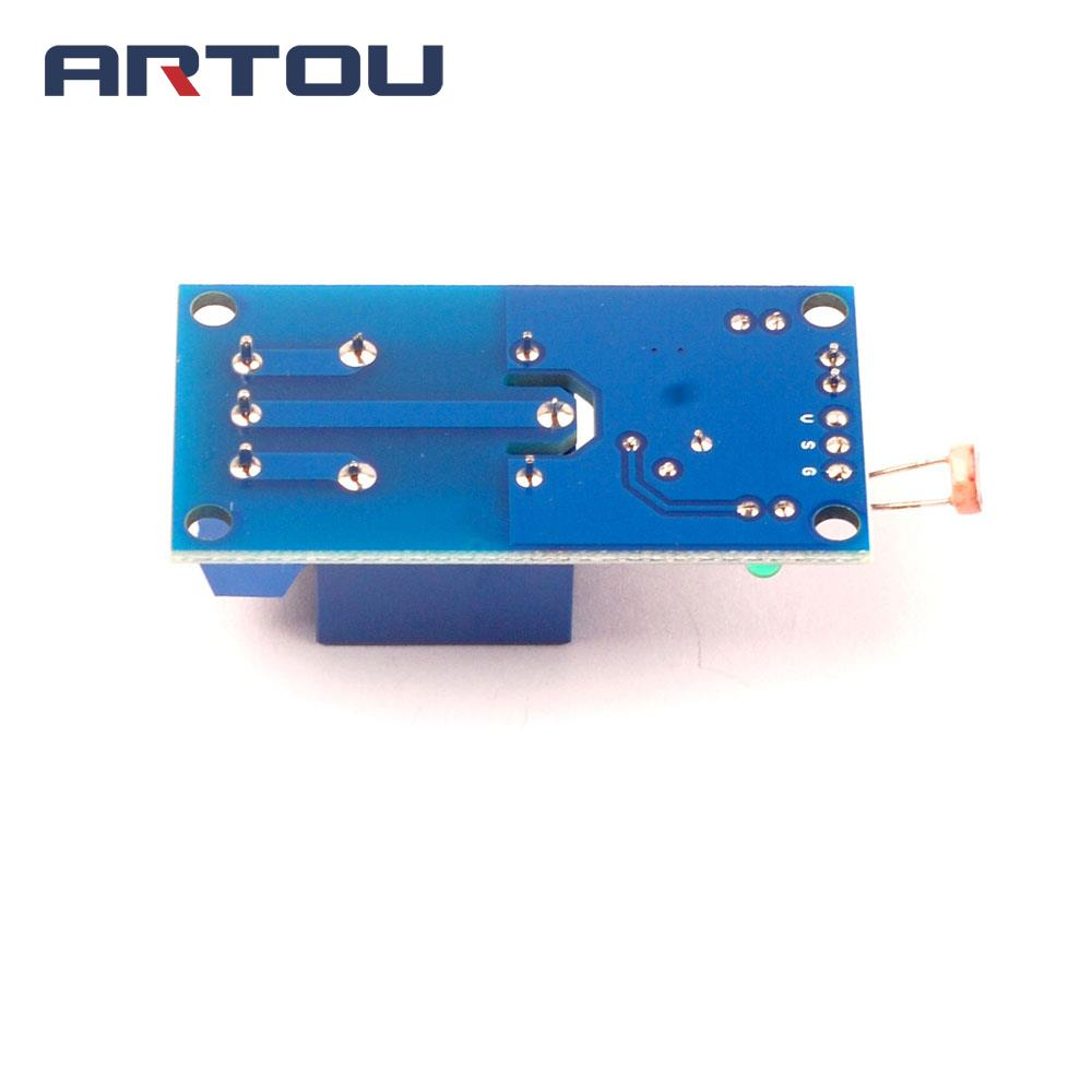 1pcs 12v Ldr Photosensitive Sensor Module Light Switch Bright For This Electronic Circuit You Can Use A Wide Range Relay In Sensors From Components Supplies On