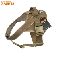 EXCELLENT ELITE SPANKER Outdoor Pet Dog T-shirt Vest Dogs Training Clothes Pet Dog Clothing Vest Harness Accessories