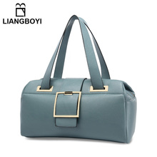 Luxury Handbags Women Bags Designer 2017 Famous Brands High Quality PU Leather Tote Bags Female Shoulder
