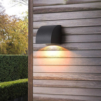 IN JUICY Modern Outdoor Waterproof Staircase Aisle Wall Lamp LED Exterior Courtyard Wall Light Balcony Garden Wall Sconce
