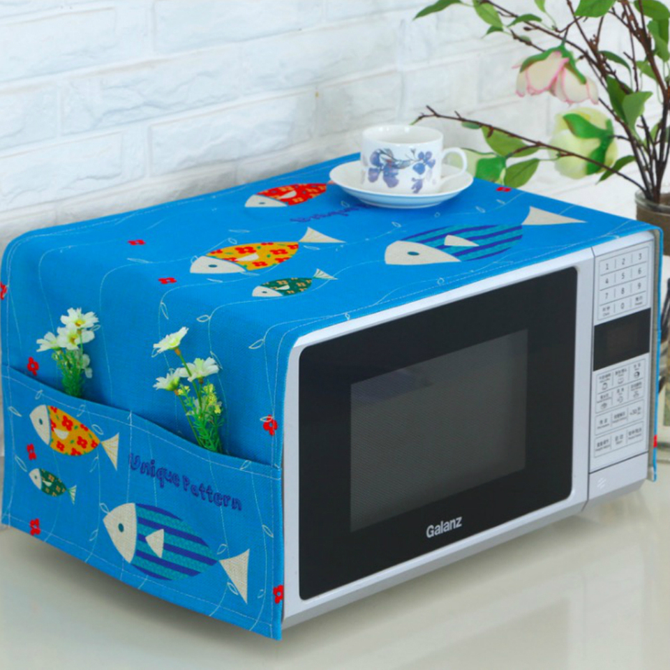 Polyester Fabric Microwave Oven Cover