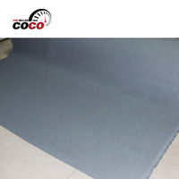 Vehical RV Boa Fabric Grey Replacement Headliner Upholstery RoofLiner 218cm 165cm