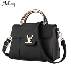 Aelicy Luxury 8 Colors Women s Leather Clutch Bag PU Leather Ladies Handbags  Designer Brand Women Messenger aabfdaea6dc50