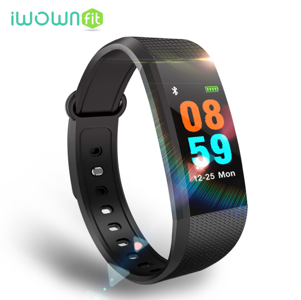 2018 Smart Watch IP68 Waterproof <font><b>Bluetooth</b></font> Fitness Bracelet Band Heart Rate Monitor Pedometer Message Push for <font><b>IOS</b></font> Android Phone
