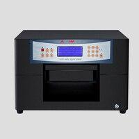 Mini A4 Eco Solvent Printer Digital Photo Printon Hard Material Printing Machine With High Resolution