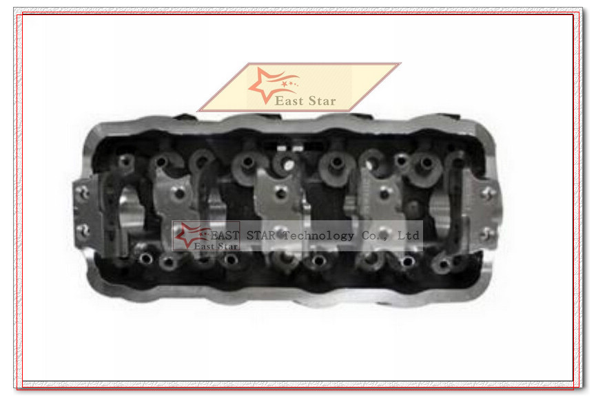 F8A Bare Engine Cylinder Head 11110-73005 1111073005 For Suzuki Jimny light truck 797cc 0.8L 8v 1978- 11110-84301