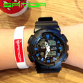 2016 New SANDA Watch Men G Style Waterproof Sports Watches S-Shock Men's Analog Quartz Digital Watches OP001