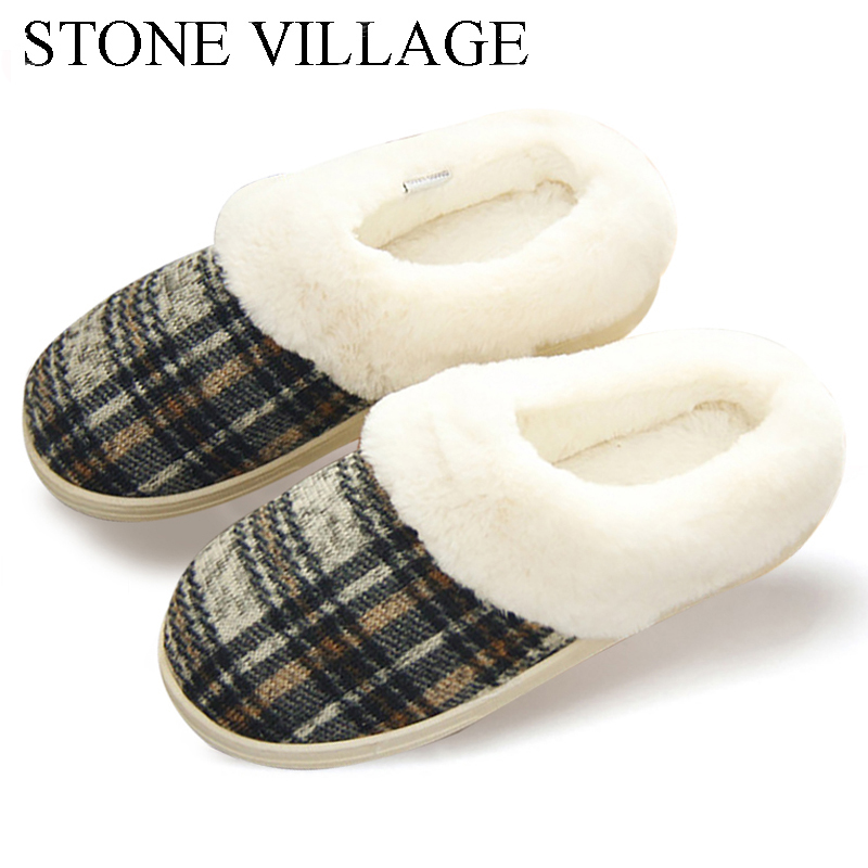 6 Colors Parent-Child Models Home Slippers Wear-Resisting House Shoes Comfortable And Warm Winter Soft Women Men Slippers men s and women s bathroom slippers summer bathhouse slippers eva hotel slippery wear resisting couples cross belt slipper
