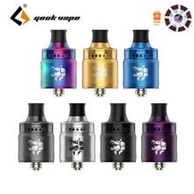 Free Gift Coil New Geekvape Ammit MTL RDA Atomizer for aegis legend 200w mod 12 airflow adjustment Leak-proof design vs drop rda
